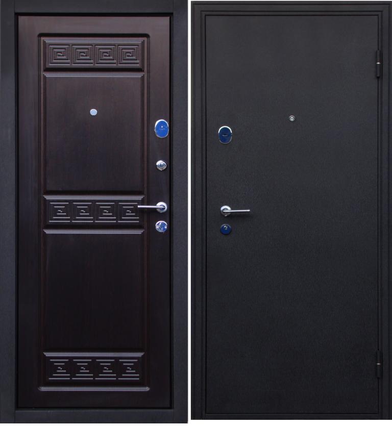 входные двери венге недорого